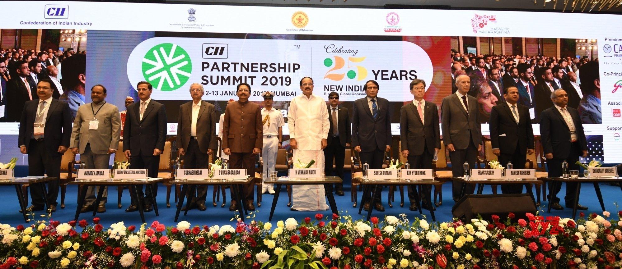CII PARTNERSHIP SUMMIT