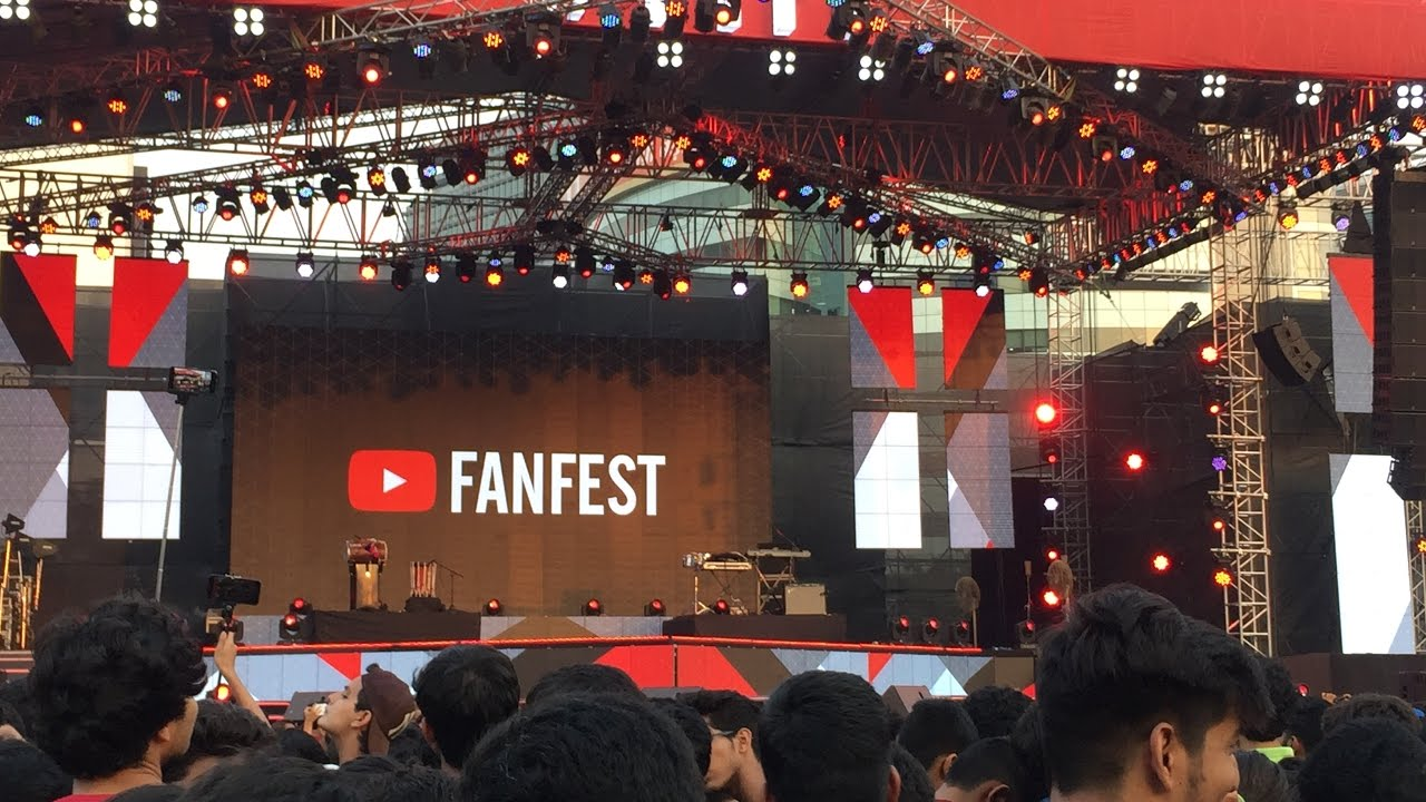 YOUTUBE FAN FEST 2017